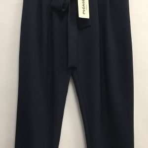 PLEASE pantalone blu P975DD02C