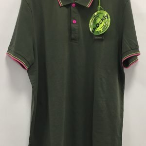 SHOCKLY polo sweet military